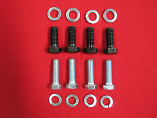 FORD FALCON FRONT AND REAR BUMPER BAR MOUNTING BOLT KIT SUIT XR XT XW XY ZC ZD