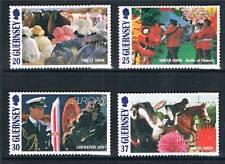 Guernsey 1998 Europa SG 781/4 MNH