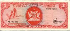 TRINIDAD AND TOBAGO 1 $ 1964 état voir scan