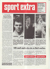 BL 92/93 VfB Stuttgart - Borussia Dortmund  (Sport extra)