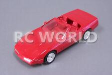AMT ERTL Dealer Promo car 1990 Chevrolet Corvette Convertible #6044 -NEW- #R4+