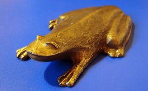 Frog Art Sculpture