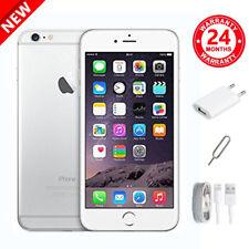 Neu Apple iPhone 6 64GB Smartphone - Silber - IOS 4G Handys Aktion!!! DE