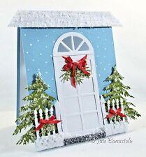 Impression Obsession DOOR/WINDOW Die Set Steel DIE105-U