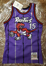Mitchell & Ness Toronto Raptors Vince Carter Authentic 1998/99 Road Jersey (S)