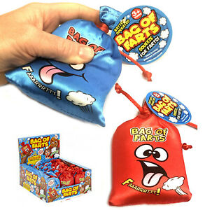 BAG OF FARTS NOISE GADGET TOY GIFT BOYS GIRLS PARTY CHRISTMAS STOCKING FILLERS