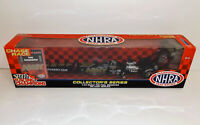 """NEW! 2001 NHRA """"Tony Schumacher"""" ARMY 1:24 Diecast Top Fuel Dragster {4871}"""