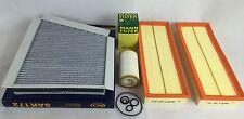 Filtre set Filtre à huile Charbon Actif Filtre à air Mercedes Classe E w211 e320 165 KW