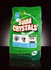 1Kg Soda Crystals Kitchen Sink Drains Clothes Washing Etc