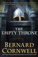 The Empty Throne: A Novel (Saxon Tales) by Cornwell, Bernard