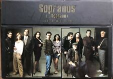 THE SOPRANOS - THE COMPLETE SERIES - 7X DVD
