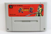 MUSYA Horror Action SFC Nintendo Super Famicom SNES Japan Import US Seller I5273