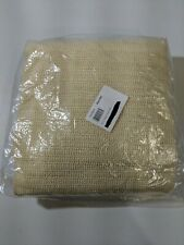 West Elm Eco Stay Pad, 6' X 9', Indoor, Yellow, Soybean Oil, Free Shipping, NEW!