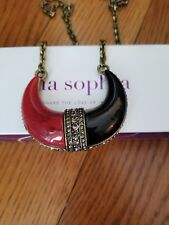 Lia Sophia Red Carpet Necklace RV $300