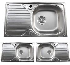 Spülen aus Edelstahl für Bad & Küche | eBay | {Spülbecken edelstahl eckig 31}