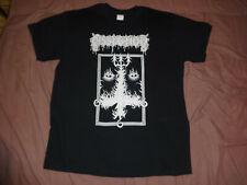 Dissection Shirt Black Metal Gorgoroth Mayhem L Gildan