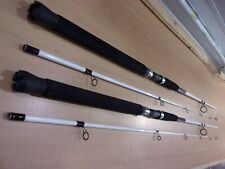 2 Shakespeare Ugly Stik Catfish 8 foot, two piece, spinning rods