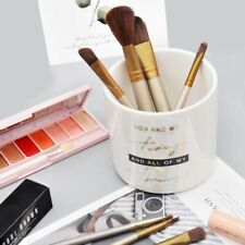 Makeup Brush Holder Cup