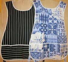 2 New Side Tie Tabard Cobbler Aprons O/S/F/M Made in USA  Free Shipping