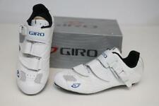 New Giro Women's Espada Cycling Road Bike Shoes 38.5 7 White Blue EC70 Carbon