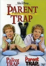 Parent Trap: 2-Movie Collection [2 Discs] (DVD Used Very Good) WS