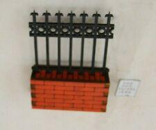 "Picket Fence IM69034 dollhouse miniature 1//12 scale 1pc 18/"" long metal"