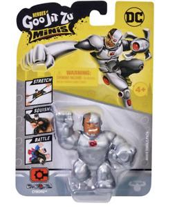 Heroes Of Goo Jit Zu Dc Super Heroes Cyborg Mini **NEW**