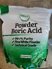 Boric Acid, 99.9+% Pure Technical / Industrial Grade