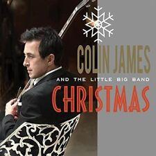 Colin James - Colin James and The Little Big Band Christmas [CD]