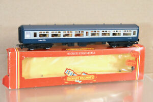 HORNBY R417 BR INTERCITY BLUE GREY MK2 OPEN 2nd CLASS COACH M5108 MINT BOXED nx