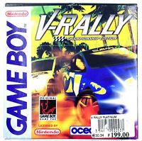 V-Rally - Jeu Nintendo Game Boy - Complet en boite - Très bon état - FR