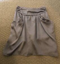 Comptoir des cotonniers 34 Glue Skirt Lilac Purple