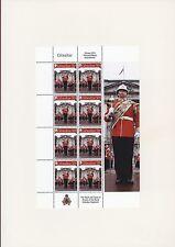 Gibraltar #1453,1475, M/S,Cromalin Proofs,Mounted Cartor Folder, Europa, Scouts