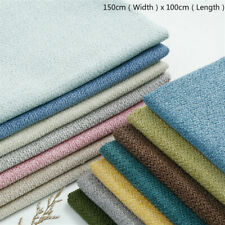Soft Thick Chenille Fabric Cushion Sofa Cloth Craft Upholstery DIY Material Trim
