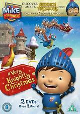 Mike the Knight  A Very Knightly Christmas.  DVD   Brand new and sealed