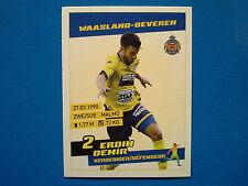 Panini Pro League 2016 n.373 Demir Waasland-Beveren