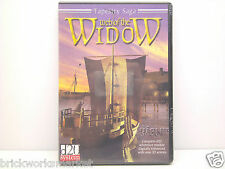 Harn Web Of The Widow CD-Rom Colombia Games d20 system New