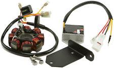 Trail Tech DC Electrical System Kit Black (SR-8312)