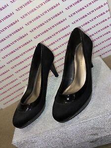 Ladies M&S COLLECTION Platform Court Shoes Size 7 EU 40