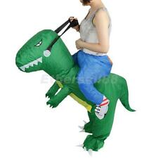 Dress Up Riding Costume Dinosaur Fancy Dress Party Suit for Children Kids