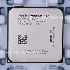 AMD Phenom II X4 955 (HDZ955FBK4DGM) CPU 4000 MHz 3.2 GHz Socket AM3 100% Work