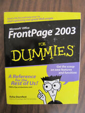 USED Front Page 2003 For Dummies by Asha Dornfest