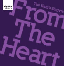 The King's Singers : The King's Singers: From the Heart CD (2010) ***NEW***