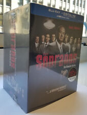 The Sopranos - The Complete Series 28x blu-ray set DIGITAL COPY REMOVED!