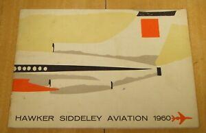 Hawker Siddeley Aviation 1960