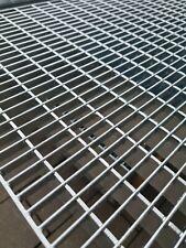 Gitterrost 400x1000 x 30/10 Tragstab 30/3 mm Befahrbar Rinnenrost