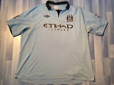 XXX Grande Adultos Manchester City Football Shirt temporada 2012-2013 Home