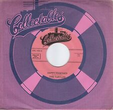 THE TURTLES  Happy Together / The Walking Song 45