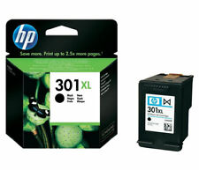Original Boxed HP 301XL Black Ink Cartridge For DeskJet 3050 Inkjet Printer