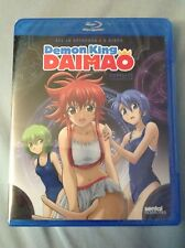 NEW Demon King Daimao: Complete Collection [Blu-Ray] 2 Discs (2011, 2-Disc Set)
